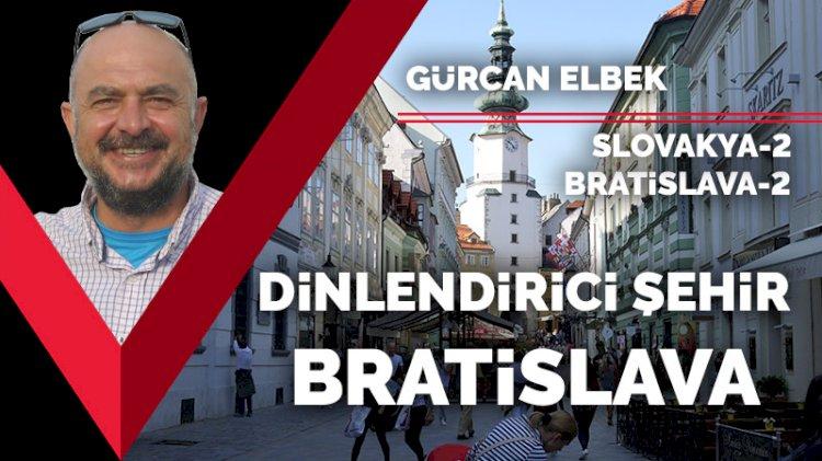Dinlendirici şehir, Bratislava