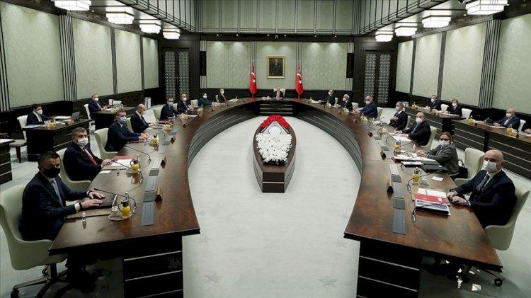 Kritik Kabine Toplantısı başladı! Hangi konular gündemde?
