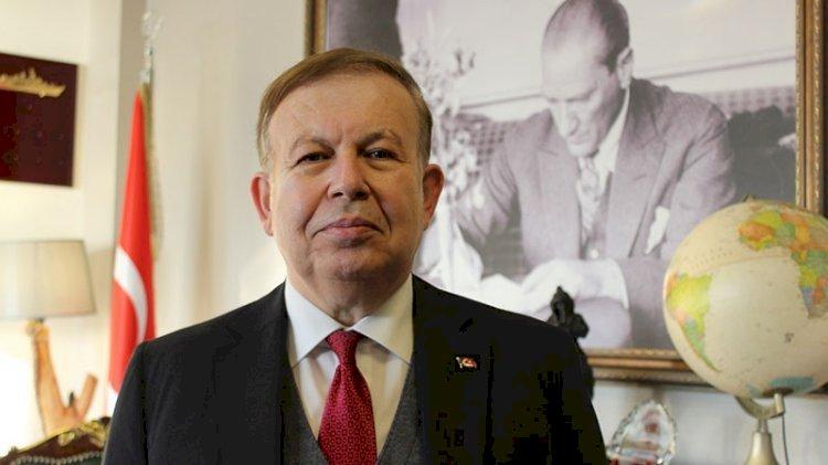 Azerbaycan'dan Cihat Yaycı'ya teşekkür belgesi