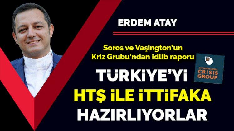 Kriz Grubu'ndan İdlib raporu... Türkiye'yi HTŞ ile ittifaka hazırlıyorlar