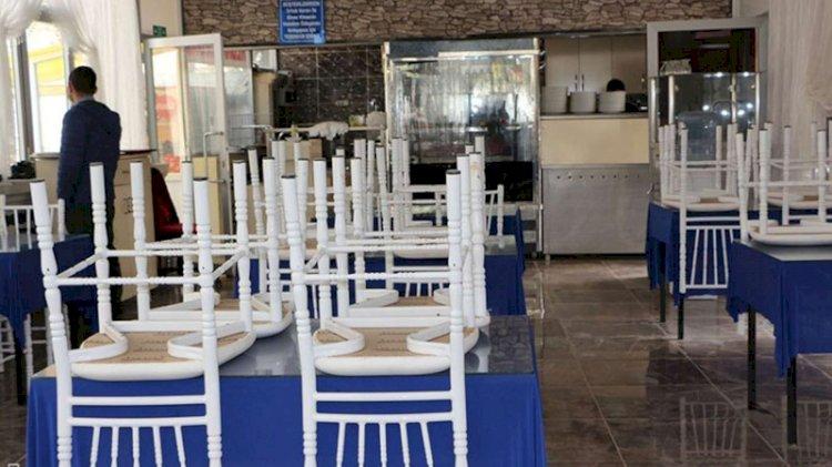 Kafe, bar, restoran sahipleri ve çalışanları 'ışık açma' eylemine başlıyor