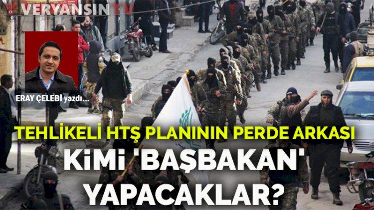 Tehlikeli HTŞ planının perde arkası... Kimi 'Başbakan' yapacaklar?