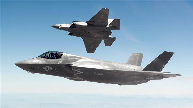 ABD'den F-35 kararı... Kısıtlanıyor