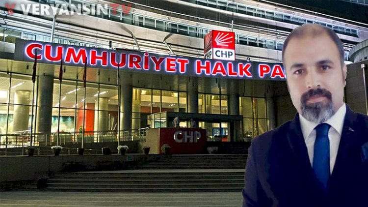 CHP'deki 10 Aralık'ı yazdı, partiden ihraç edildi