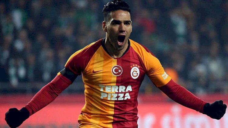 Falcao, Galatasaray'daki geleceğiyle ilgili kararını verdi