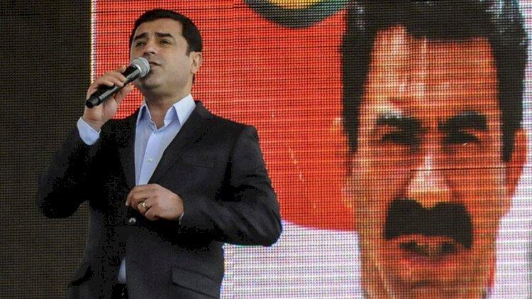 Demirtaş'tan Gara açıklaması... Diplomasi diyerek PKK'yı 'devlet' yerine koydu!