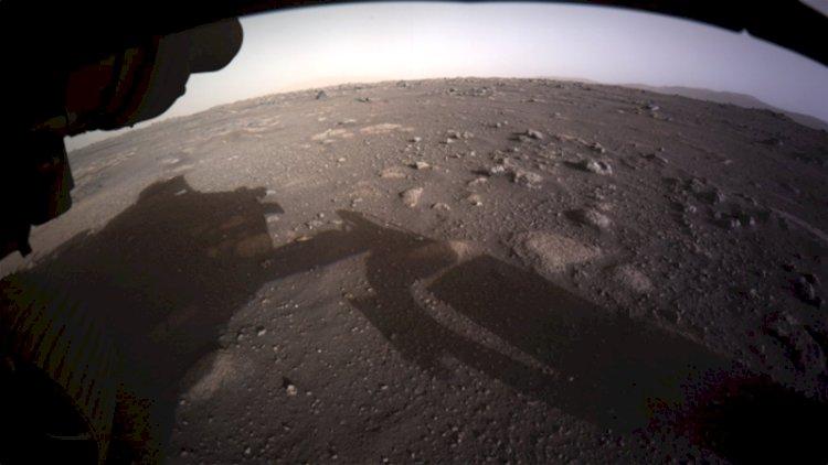 Perseverance, Mars'tan yeni fotoğraflar paylaştı