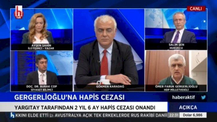 Halk Tv'nin konuğundan skandal sözler