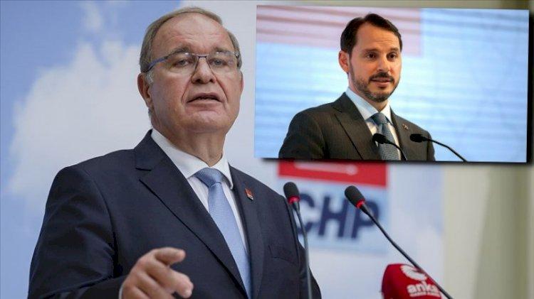 CHP'den Erdoğan'a 'damat' sorusu: Madem o kadar iyiydi neden değiştirdin?