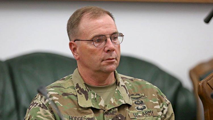 ABD'li general: YPG'ye silah vermemiz hataydı