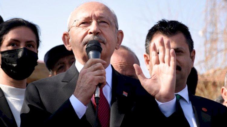 Kılıçdaroğlu: 128 milyar dolar toz oldu