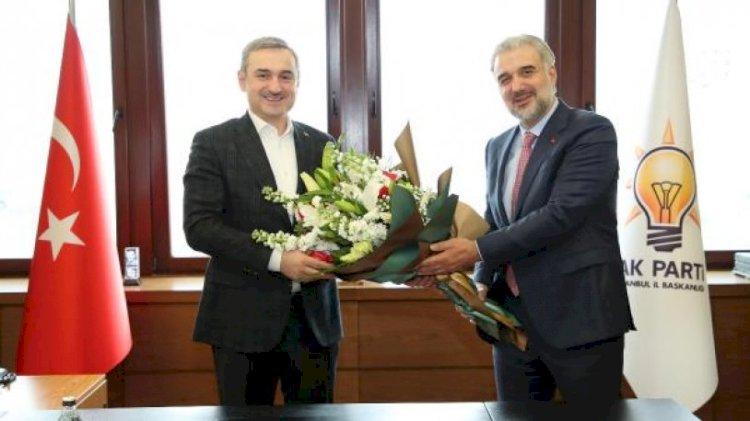 AKP'de devir-teslim töreni... İşte yeni İstanbul yönetimi
