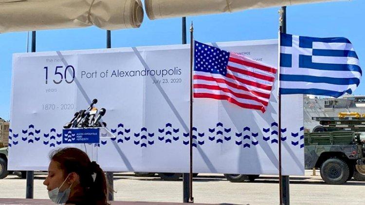 ABD'nin Yunanistan yığınağının hedefi… Naim Babüroğlu değerlendirdi