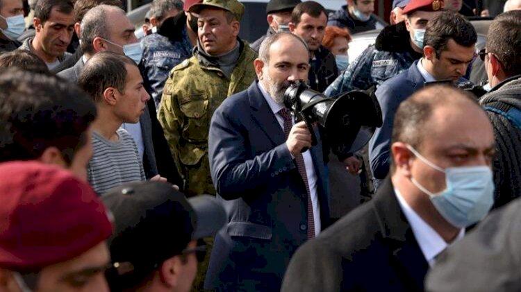 Ermenistan'daki darbe girişimi... ABD Dışişleri'nden ilk açıklama