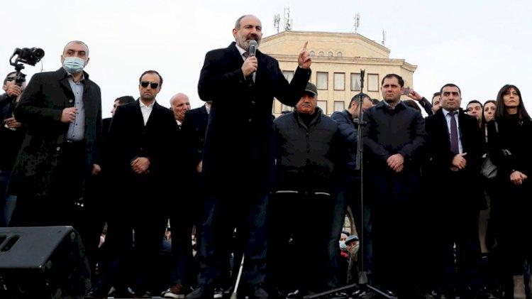 ABD-Rusya savaşının yeni cephesi: Ermenistan darbesi