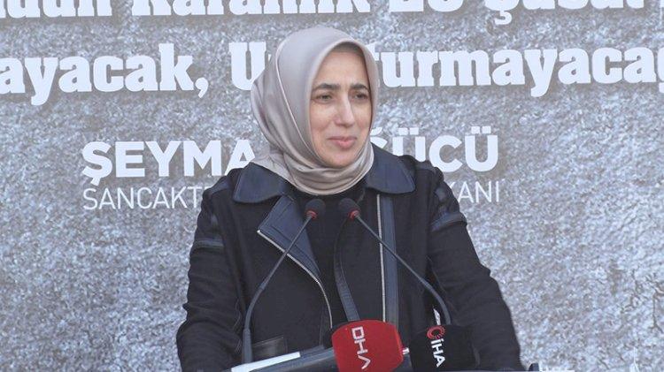 AKP'li Özlem Zengin: Temsil ettiğim şeyler yüzünden saldırılar oluyor