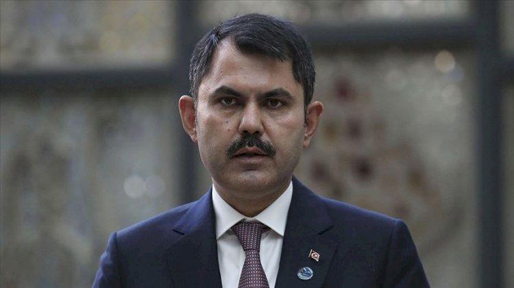 Murat Kurum, Kanal İstanbul için tarih verdi