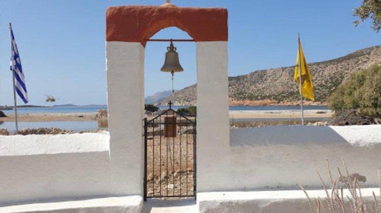20'nci adamız da işgal edildi... Yunan ve Bizans bayrağı dalgalanıyor!
