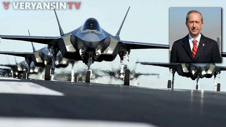 'F-35'ler şifresi ABD'de olan uçan bilgisayarlardır, balondur'