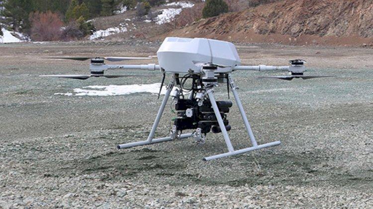 Türkiye'nin ilk milli bomba atarlı dronu Songar, düşmanlarına korku salacak