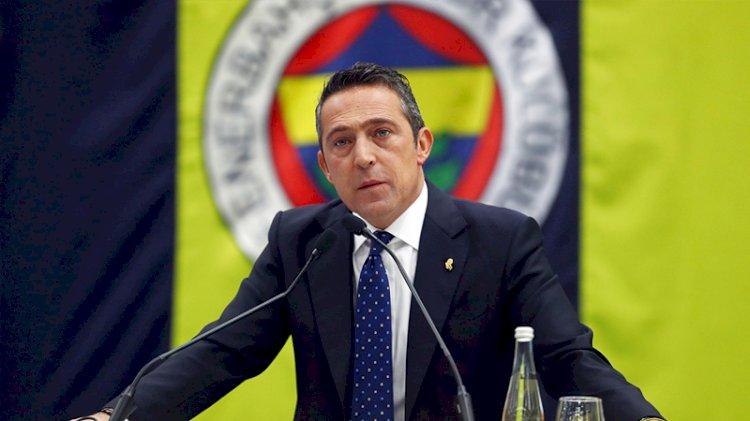 Ali Koç: Fenerbahçe'de hoca olmak zordur
