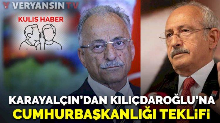 Karayalçın'dan Kılıçdaroğlu'na Cumhurbaşkanlığı teklifi: 'Biden'la aynı yaştayım'