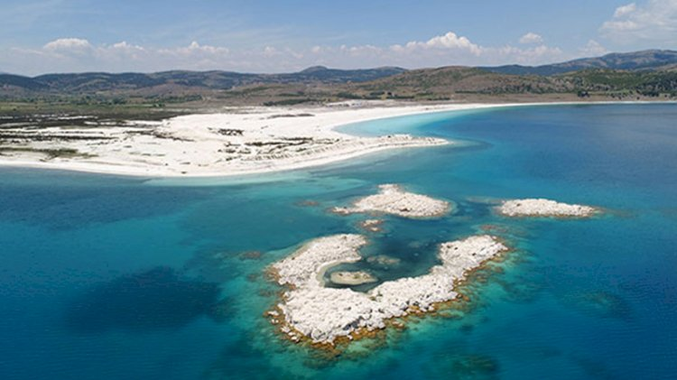 Salda Gölü için UNESCO'ya dünya doğal mirası başvurusu