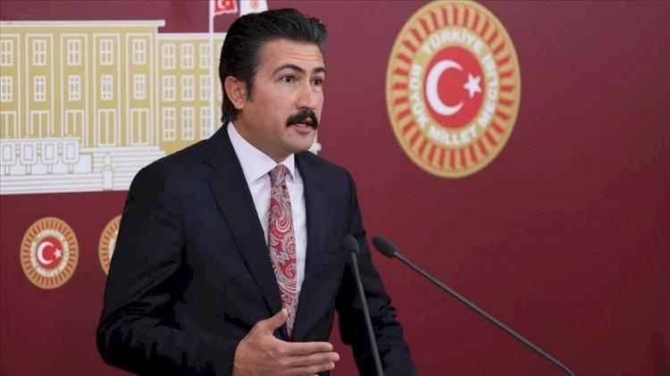 AKP'li Özkan: Biz inşallah milletimizin nezdinde HDP'yi kapatacağız