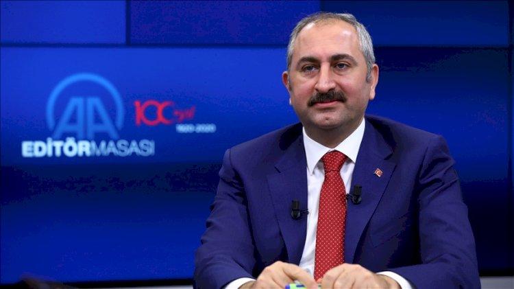 Adalet Bakanı'ndan 'İnsan Hakları Eylem Planı' açıklaması
