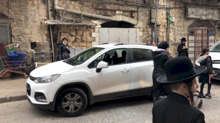 İsrail'de Anadolu Ajansı ekibine saldırı