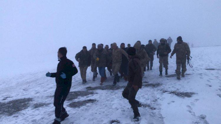 Askeri helikopter düştü: Şehit sayısı 11'e yükseldi