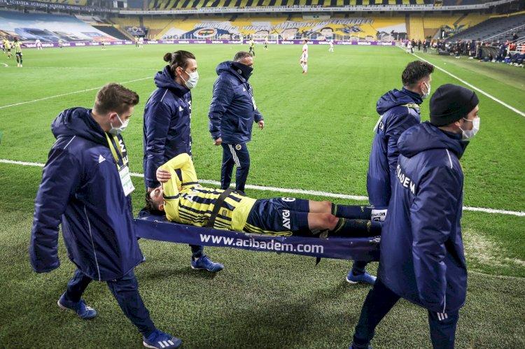 Mesut Özil'in sakatlığı belli oldu