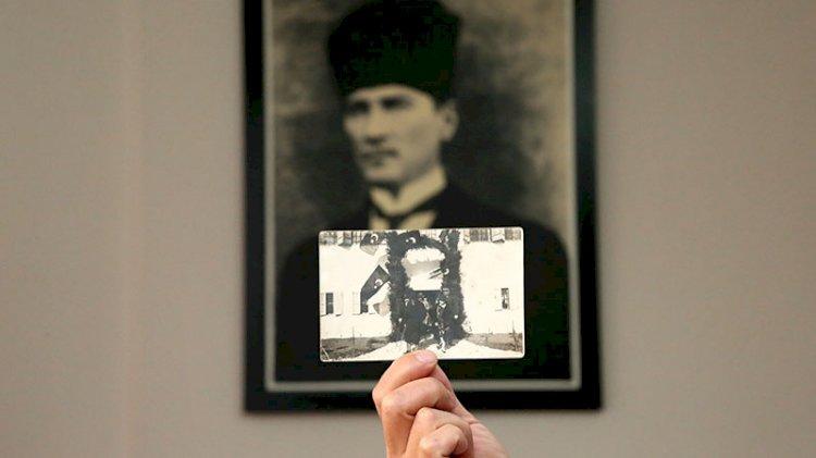 Atatürk'ün bugüne kadar yayınlanmayan fotoğrafı ortaya çıktı