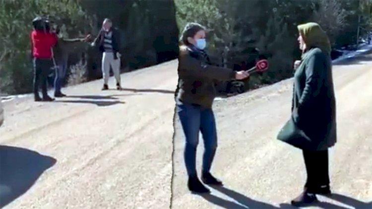 Beyaz TV'nin 'Mansur Yavaş' röportajına köylülerden tepki