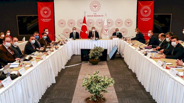 Sağlık Bakanı Koca'dan İstanbul açıklaması: Artış sürüyor