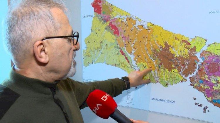 Naci Görür'den İstanbul depremi uyarısı: Buralar kayıyor!