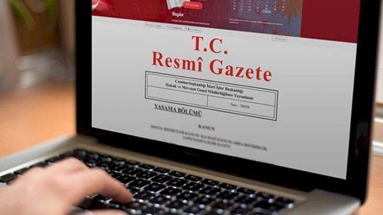 İki siyasi partiye kapatma kararı: Resmi Gazete'de yayımlandı