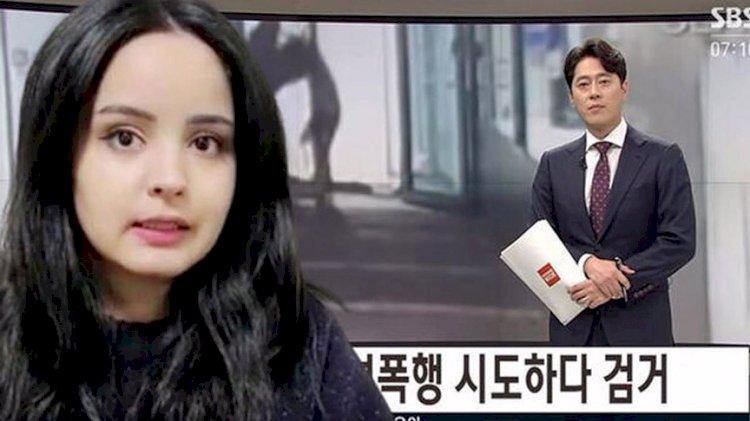 Güney Kore'de genç bir kızı cinsel saldırıdan kurtaran Türk vatandaşı Rabia Şirin gündem konusu oldu