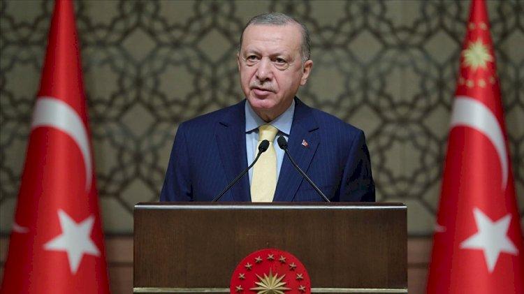 Tayyip Erdoğan: Kısmi kapanmaya geçiyoruz
