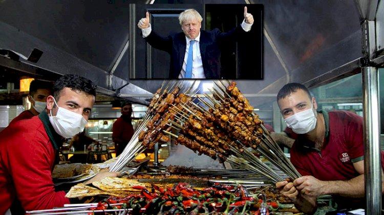 'Favori yemeğim kebap' diyen Boris Johnson'a Adana'dan davet