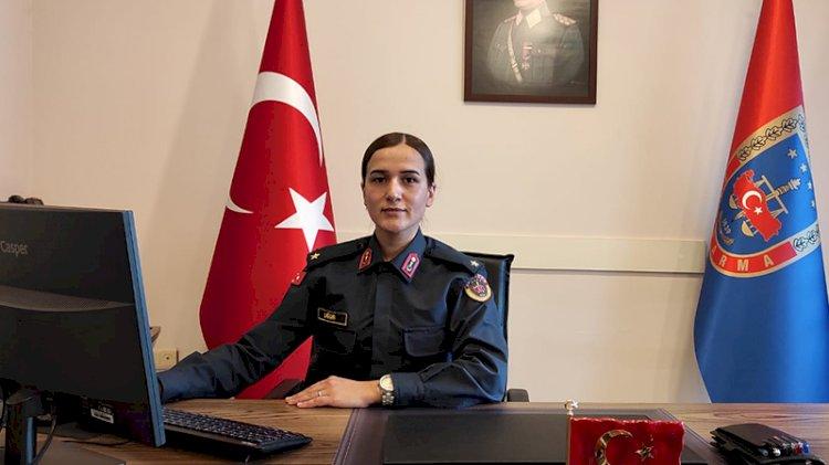 Çocukluk hayaliydi: Şimdi Jandarma Karakol Komutanı...