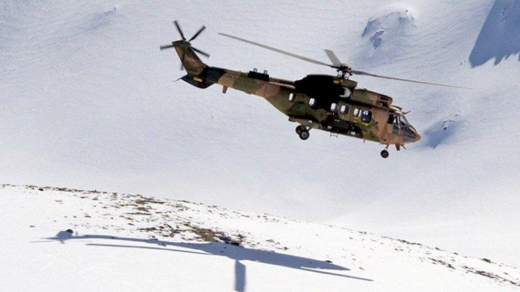 Helikopter kazasının raporu çıktı!