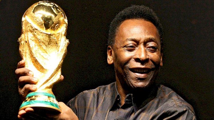 Efsane futbolcu Pele, veliahtını açıkladı