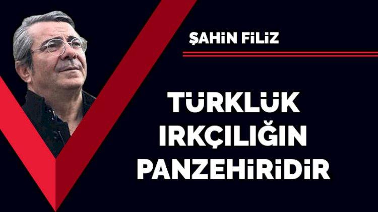 Türklük, ırkçılığın panzehiridir