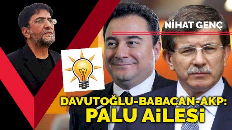 Davutoğlu-Babacan-AKP: Palu Ailesi