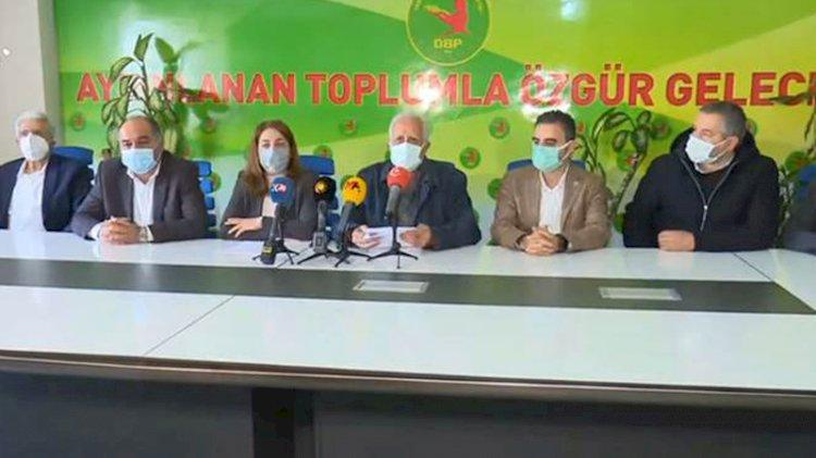 Barzanilerin Türkiye kolu HDP'ye arka çıktı