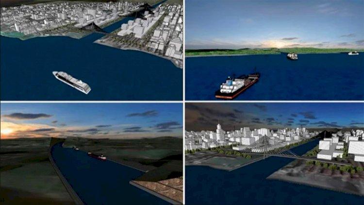 Tartışmalı Kanal İstanbul Projesi'nde geri sayım