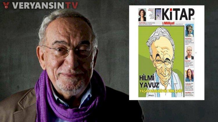 Hilmi Yavuz 'Yaşayan en büyük Türk şairi' seçildi Nihat Genç tepki gösterdi