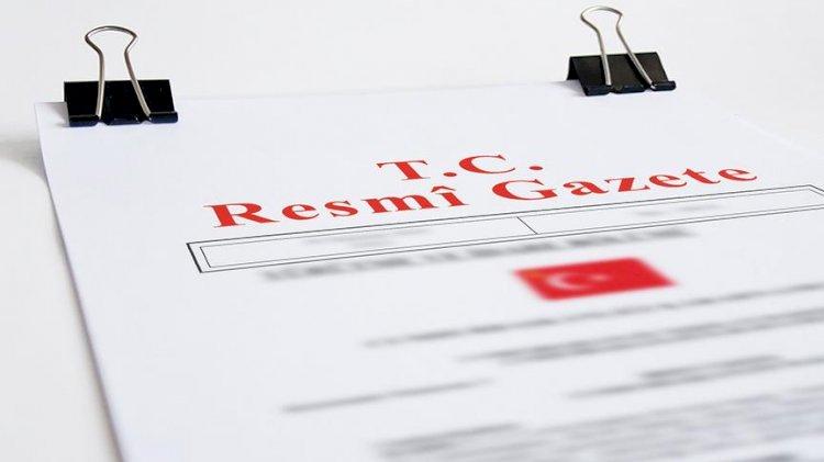Kabinede revizyon! Atama kararları Resmi Gazete'de yayımlandı