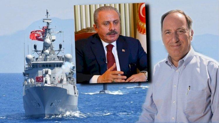 Amiral Gürdeniz'den TBMM Başkanı'na sert Montrö tepkisi: Emperyalistleri sevindirir!